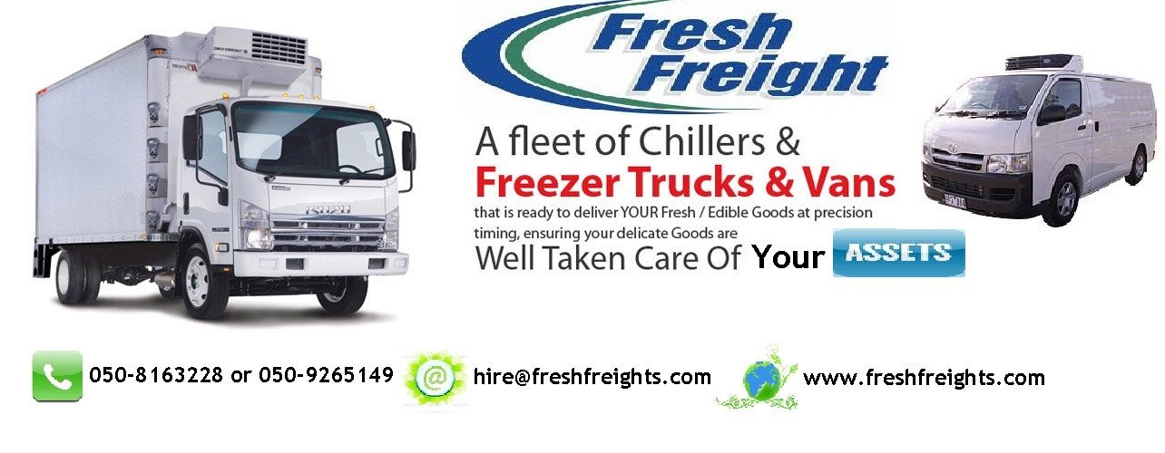Refrigerated Truck Chiller Truck Freezer Truck And Boxes Cold Storage Dubai Uae Refrigerated Van Chiller Vans Freezer Pickup Trucks Dubai Freight Truck