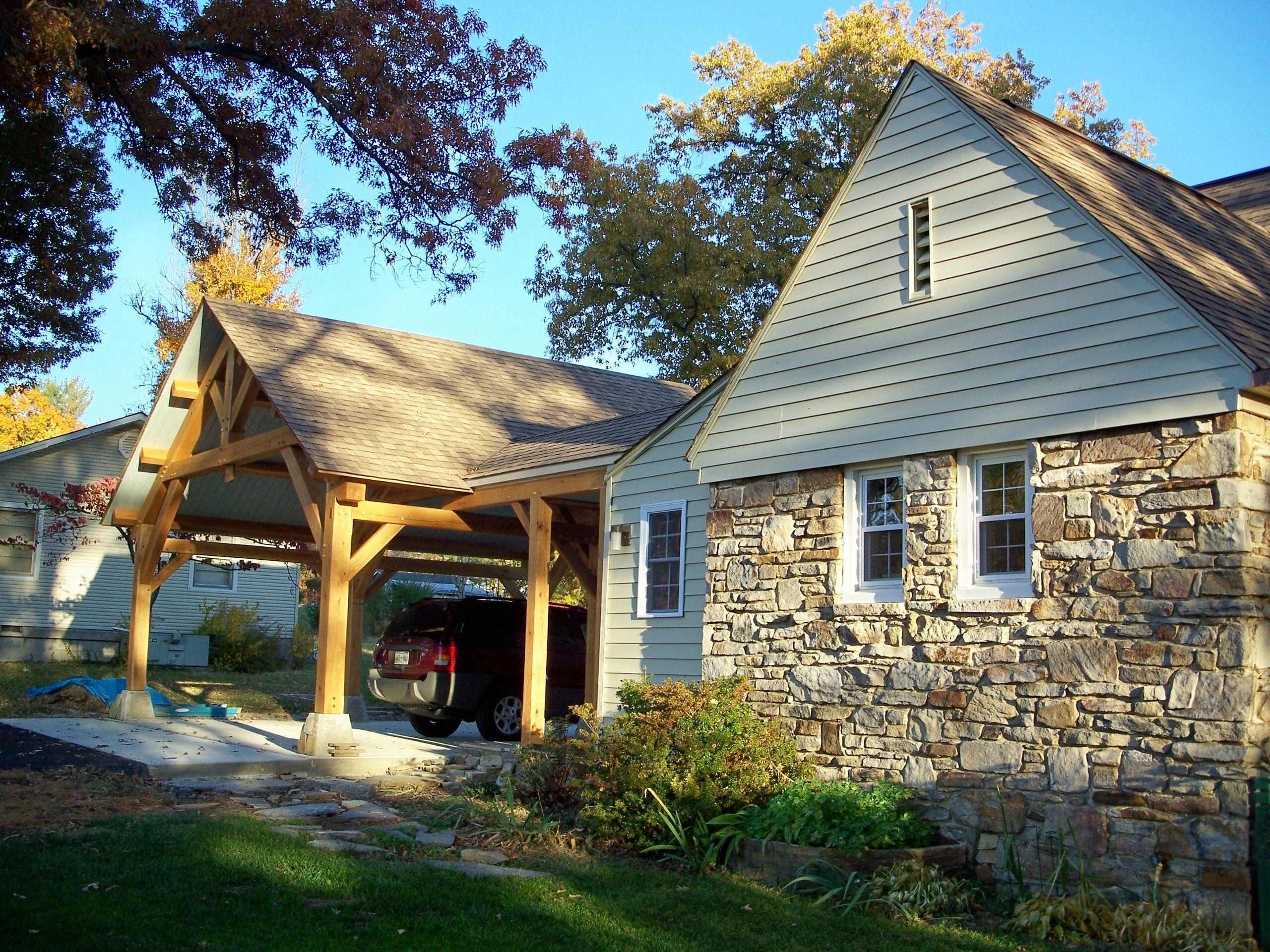 Timber Frames Homestead Timber Frames Crossville Tn Timber Framing Timber Frame Pavilion Timber Frame Garage