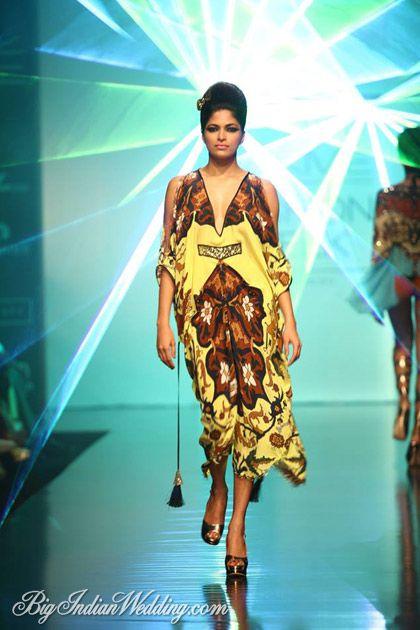 Pria Kataria Puri Designer Resort Wear Collection Lakme Fashion Week Resort Wear Fashion