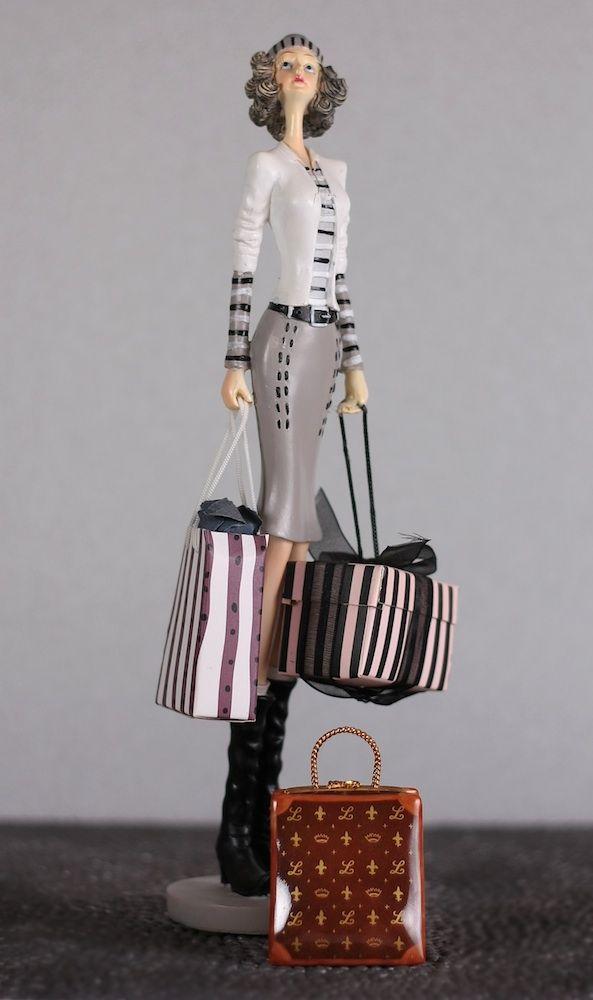 Louis Vuitton-esque handbag Limoges box.   Lola s Limoges Box ... 7ee4541ea89