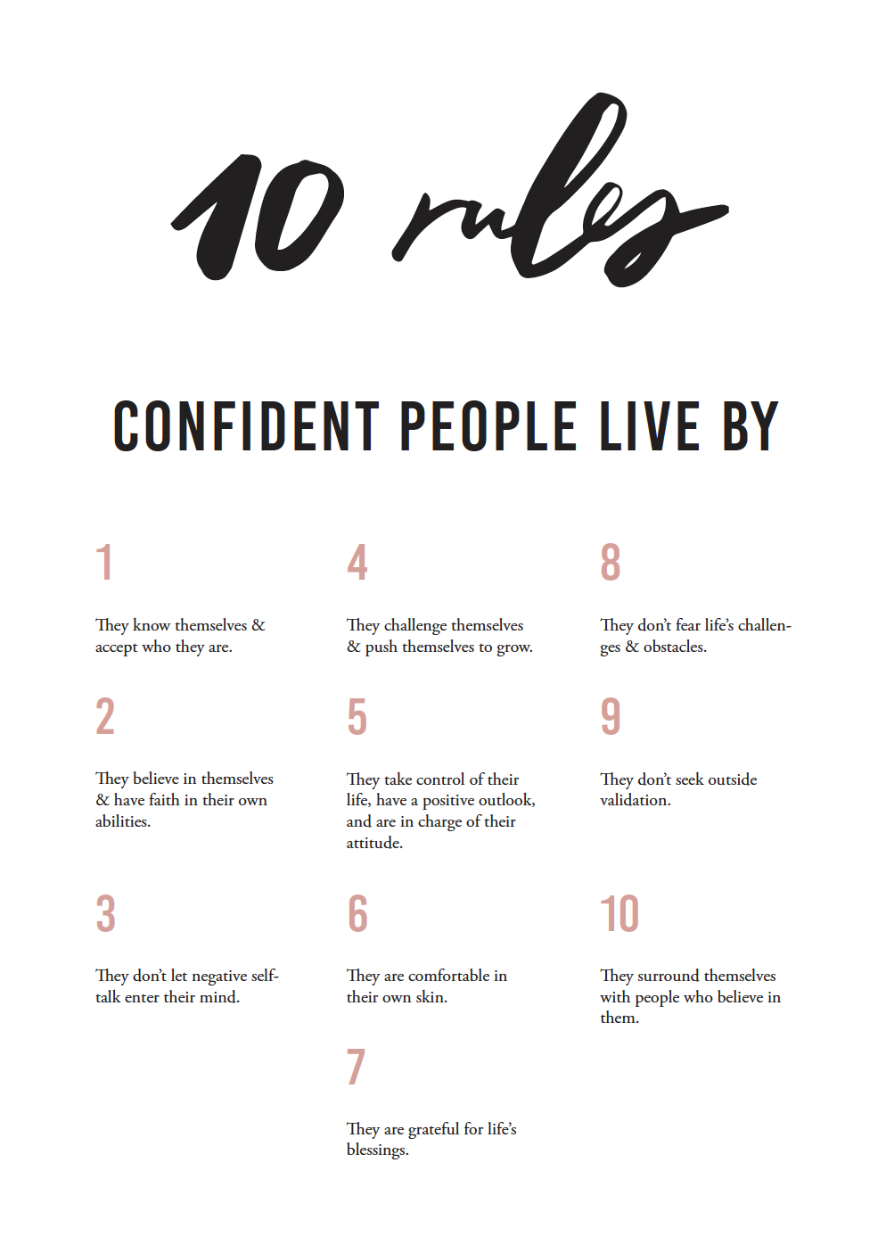 Explore Your Inner World   Confidence Journal