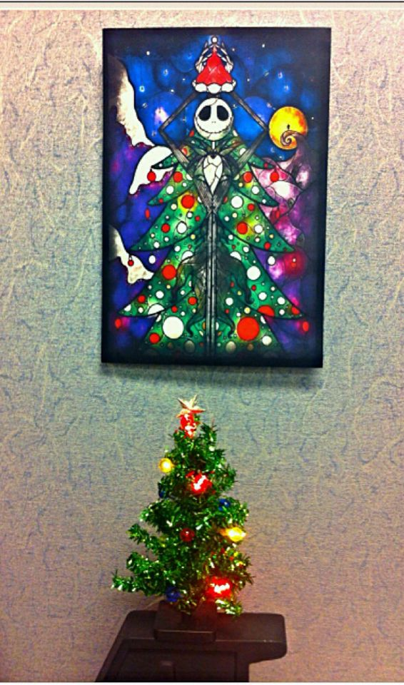 My Nightmare Before Christmas Decorate Cubical Contest #jack - the nightmare before christmas decorations