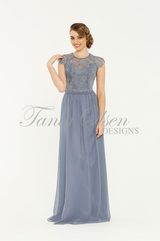 Camilla Bridesmaid Dress · Dusty Blue ...