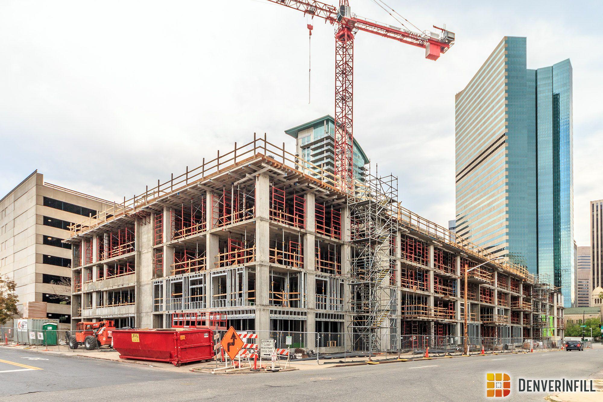 Alexan 20th Street Station Update 2 in 2019 Street