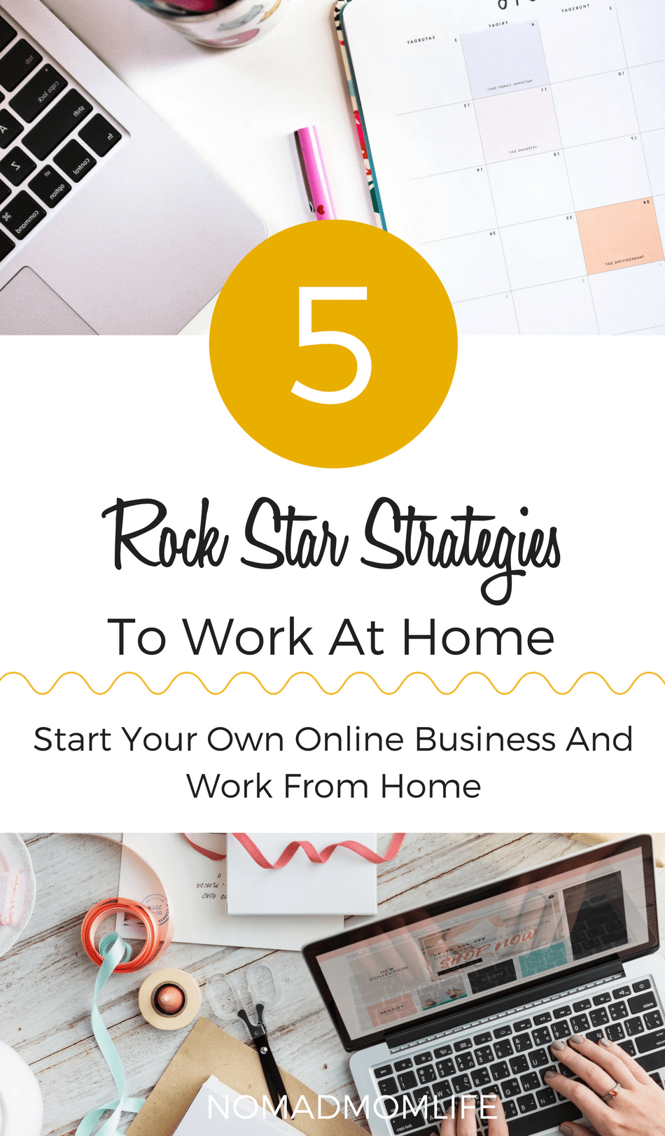 5 Rock Star Strategies For Moms To Makeover Their Careers