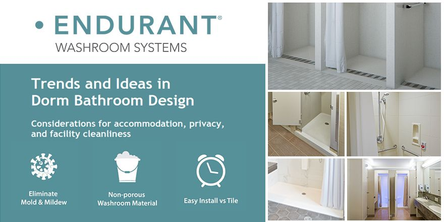 Trends And Ideas For Dormitory Bathroom Design Download The Free