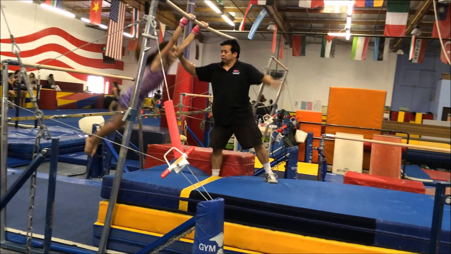 how much is gymnastics classes near me