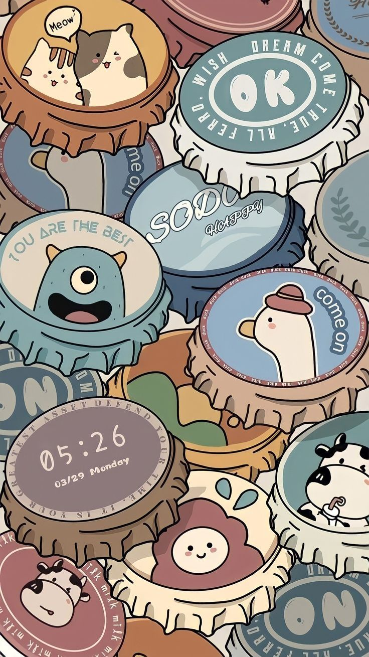 Pin Oleh Notes Lizbeth Di ⌗ ⁷⁰⁷ Backgrounds Di 2021   Wallpaper Kartun, Kartu Lucu, Sketsa … In 2021   Wallpaper Iphone Cute, Cute 733