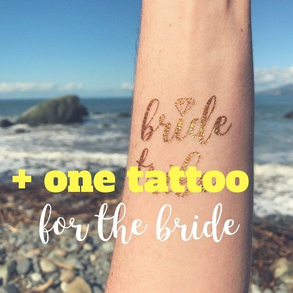 Bachelorette Party Tattoos Bachelorette Party Swag