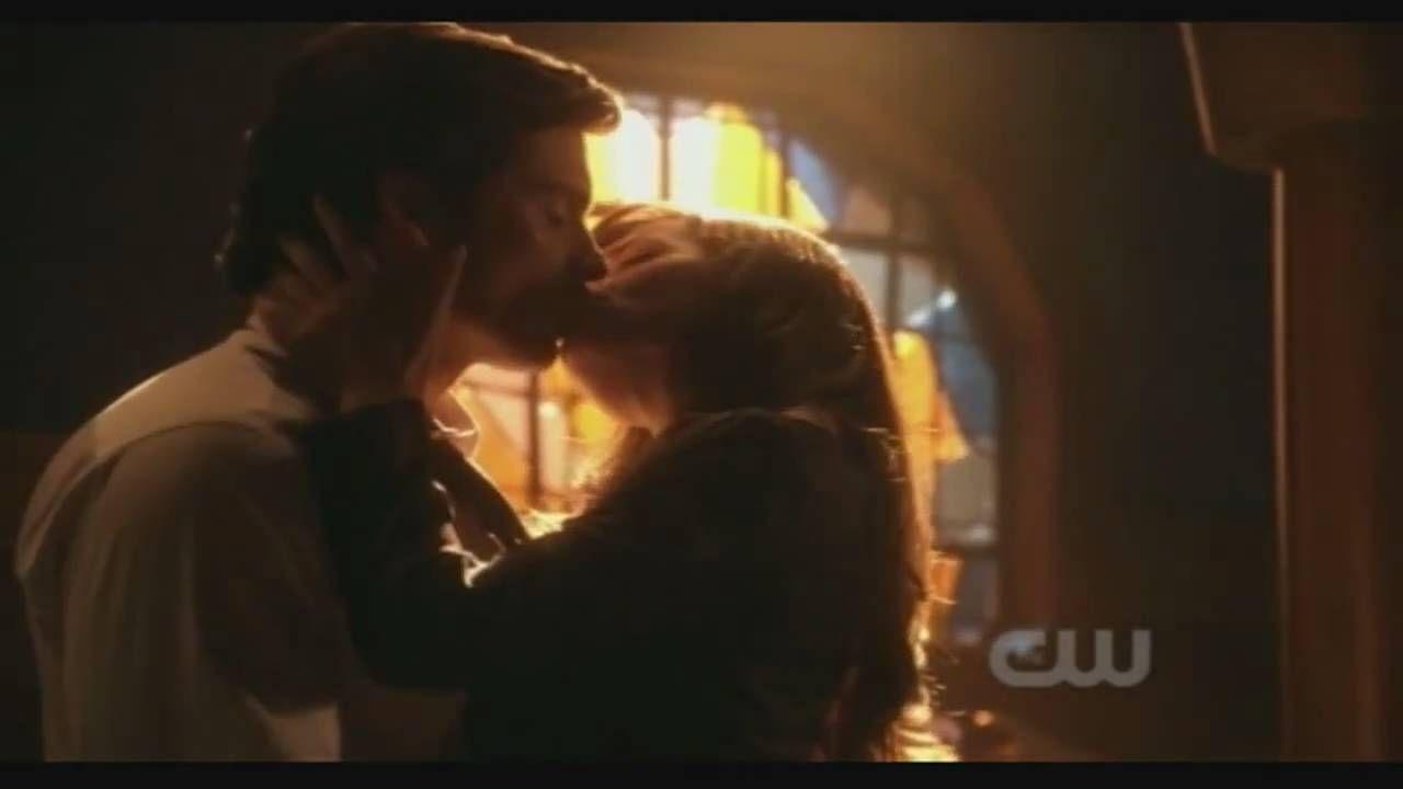 Smallville Crossfire First Clois Kiss Hd Smallville