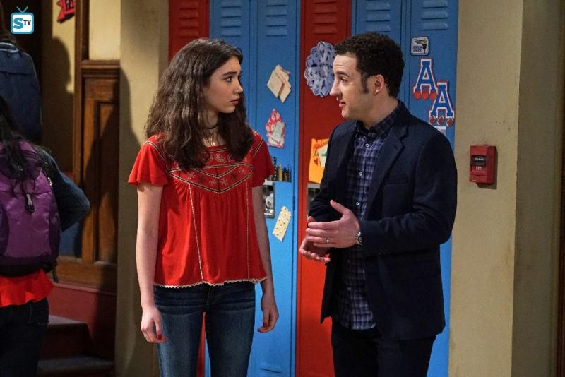 Girl Meets World - Episode 3.04 - Girl Meets Permanent Record - Promotional Photos