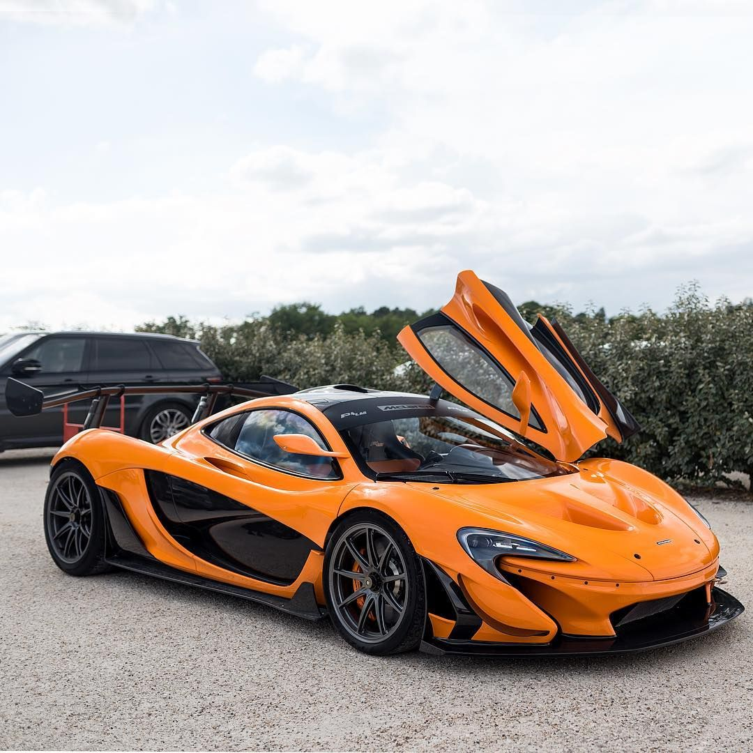 Mclaren P1 LM (With Images)