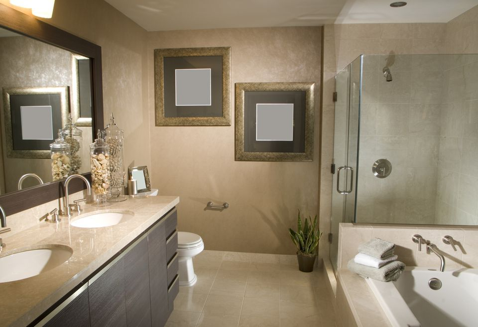 A Wonderfully Updated Bathroom Can Be Really Comforting And Magnificent Updated Bathroom Designs