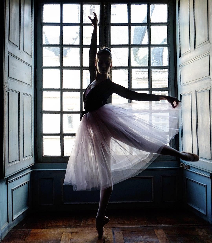 Фотостудия для балерин ушедших