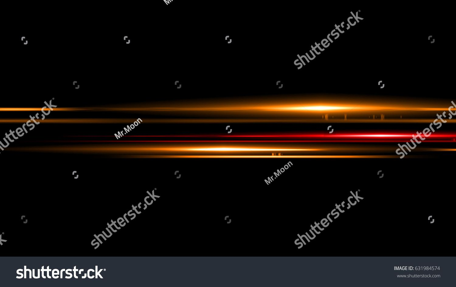 Beautiful Light Flares Glowing Streaks On Dark Background Images, Photos, Reviews