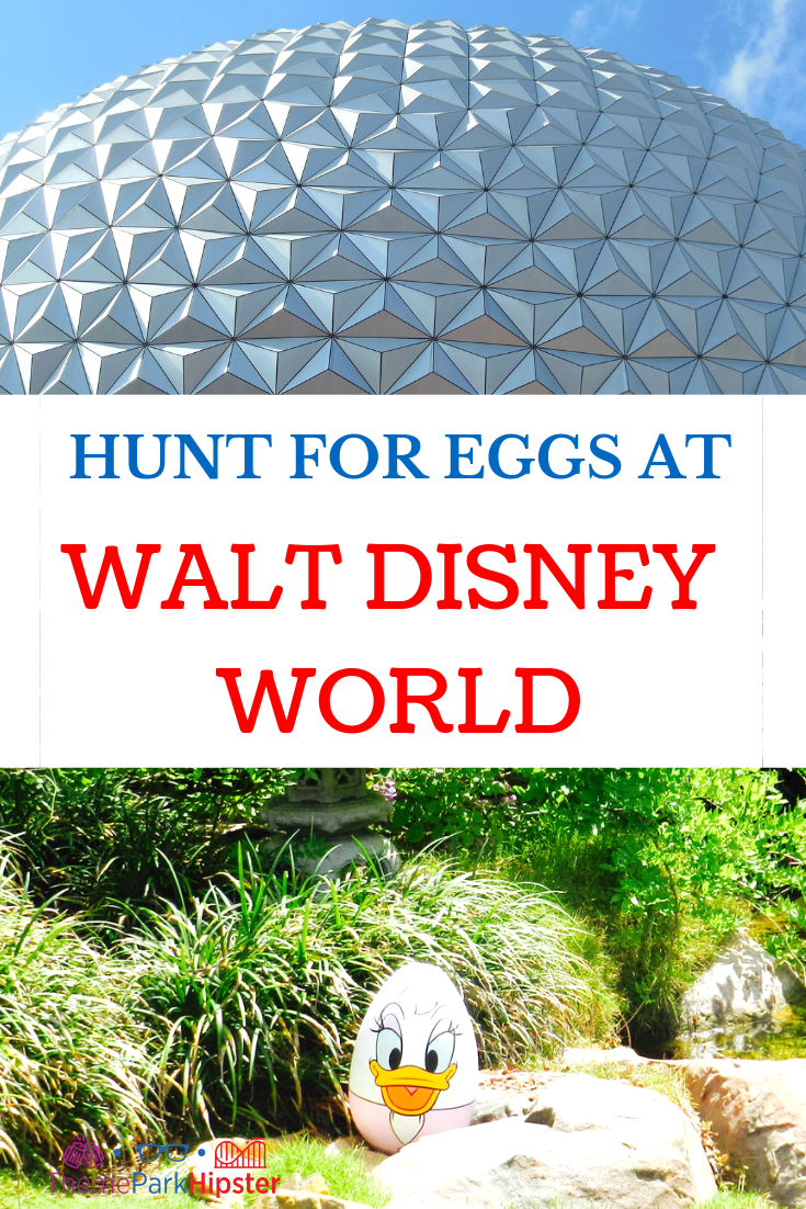 Epcot Egg Hunt Returns to Disney this Spring