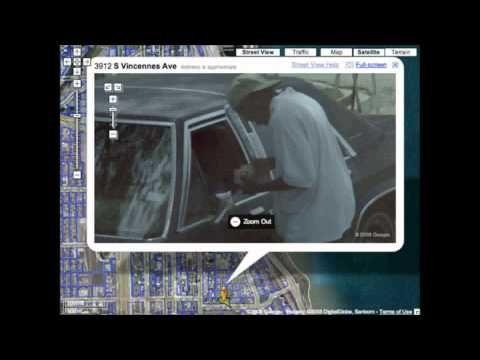Drug Dealer gets caught on Google MAPS - Google Gles Future ... on