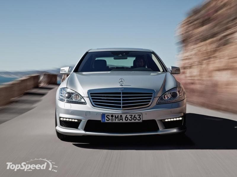 2009 mercedes s 63 amg and s 65 amg - DOC296828