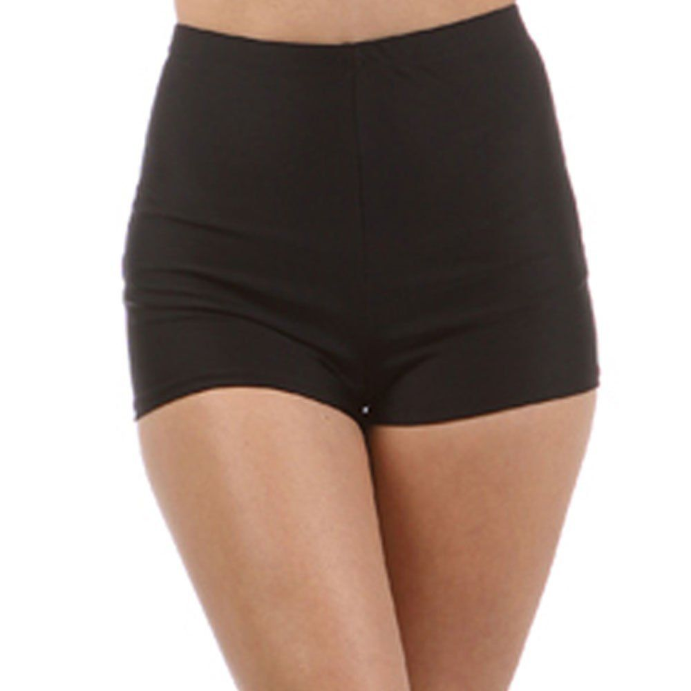 Black High Waisted Shorts | Black High Waisted Shorts Outfits ...