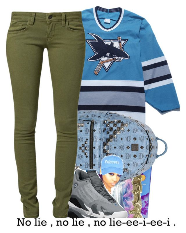 """""""Blue."""" by prvncessbeautifulmee ❤ liked on Polyvore featuring Tommy Hilfiger, Victoria's Secret, BlissfulCASE, MCM, Retrò and Mavi"""
