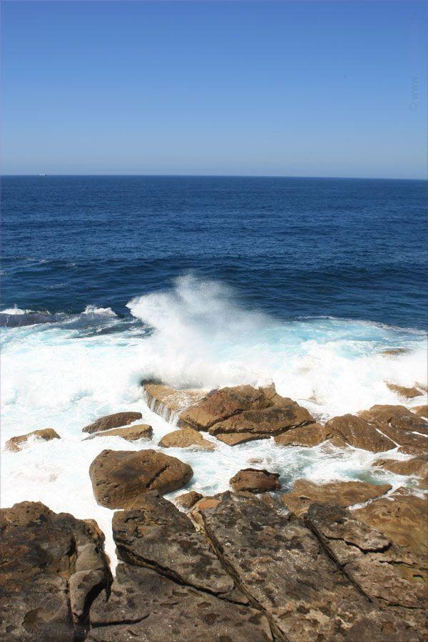 Coast at Ray O'Keefe Reserve near Bondi Beach - Bondi Park ...