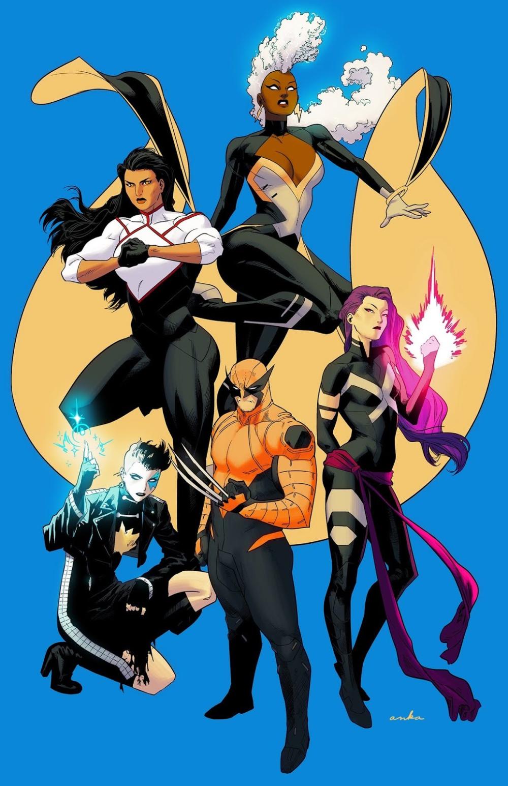 Psylocke Captain Britain Like A Butterfly X Men By Kris Anka Psylocke Comic Books Art Comic Art