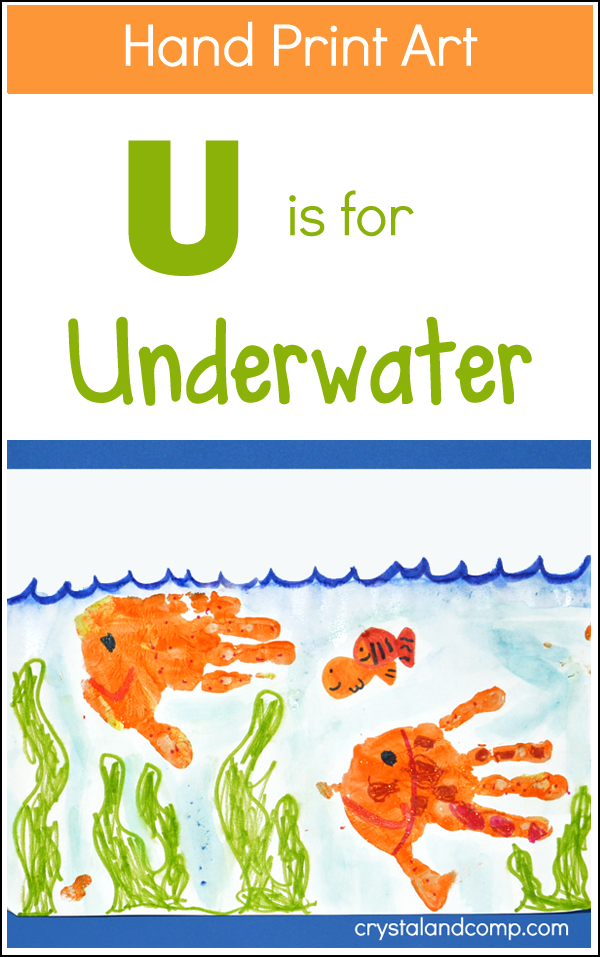 Letter U Craft Ideas Toddlers