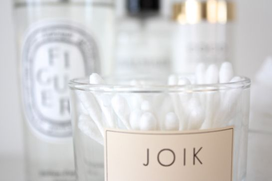 homevialaura | Scented candle #joik #cosmetics