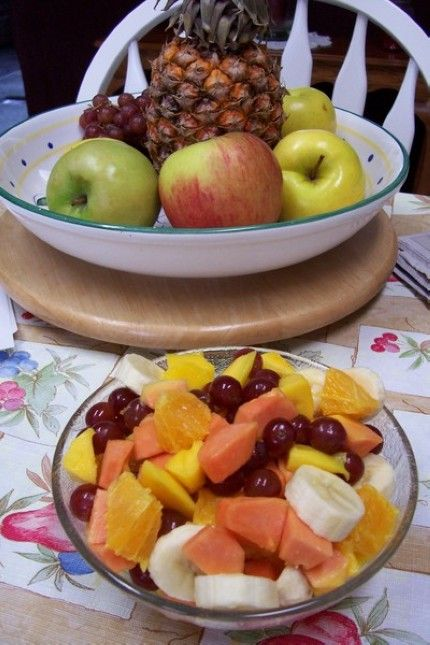 Ethiopian fruit salad and other weight watchers african recipes food forumfinder Images