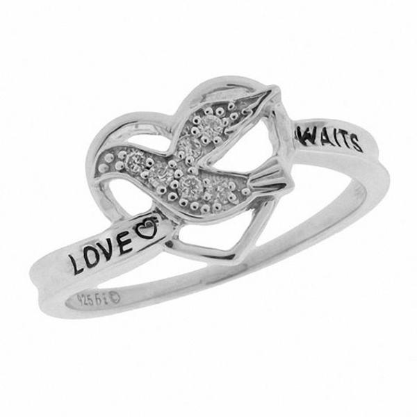 14k White Gold Diamond Engagement Ring Set Natural Diamond