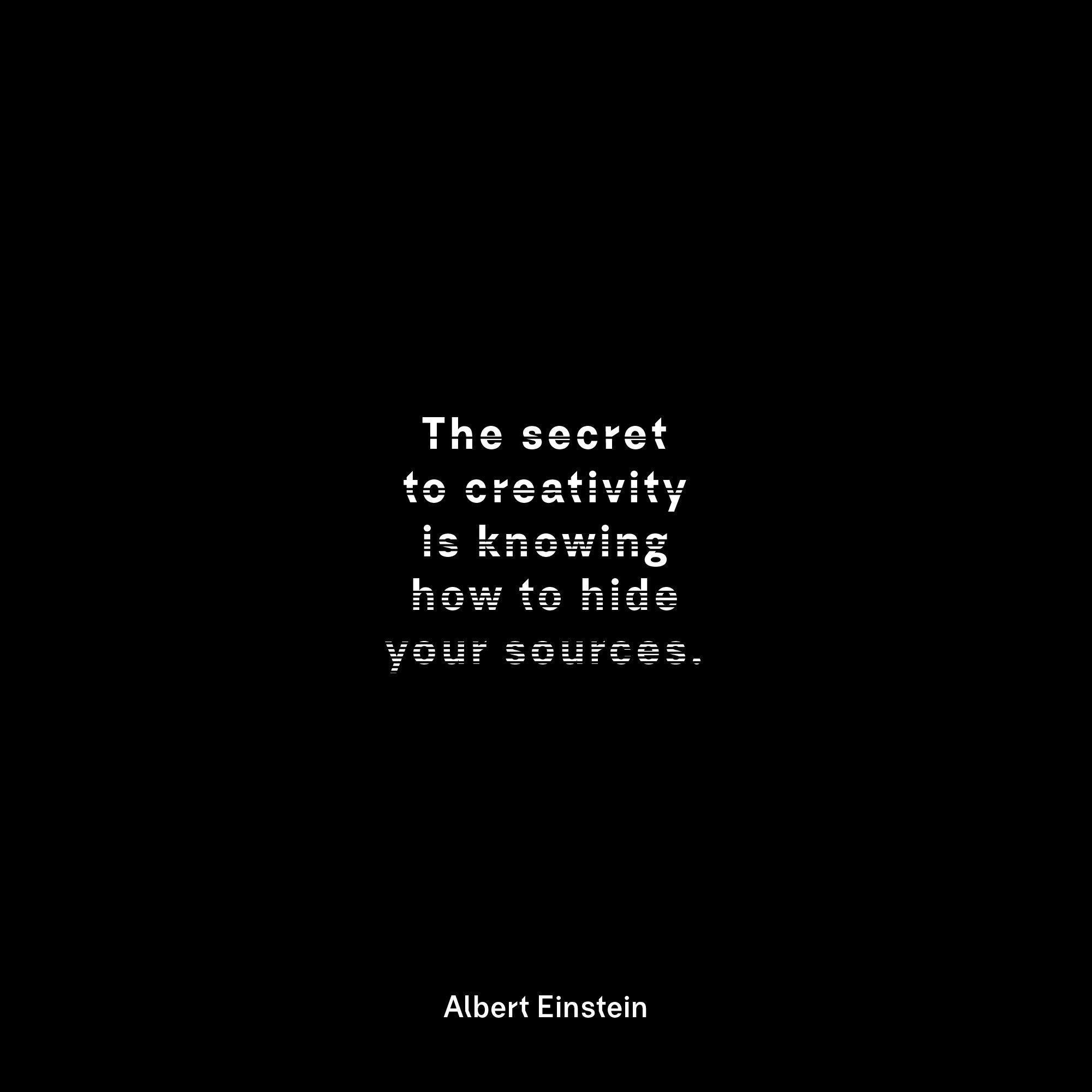5 Design Quotes by Einstein, Thoreau, Michael Bierut