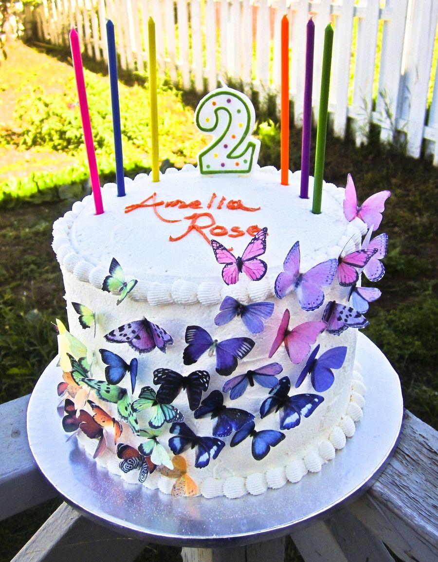 butterfly birthday cake.20 Best Ideas butterfly Birthday