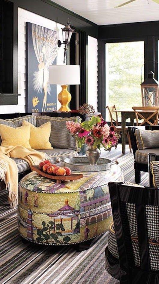 Rich palette Sala Lounge Room Pinterest Decoración, Interiores - Decoracion De Interiores Salas