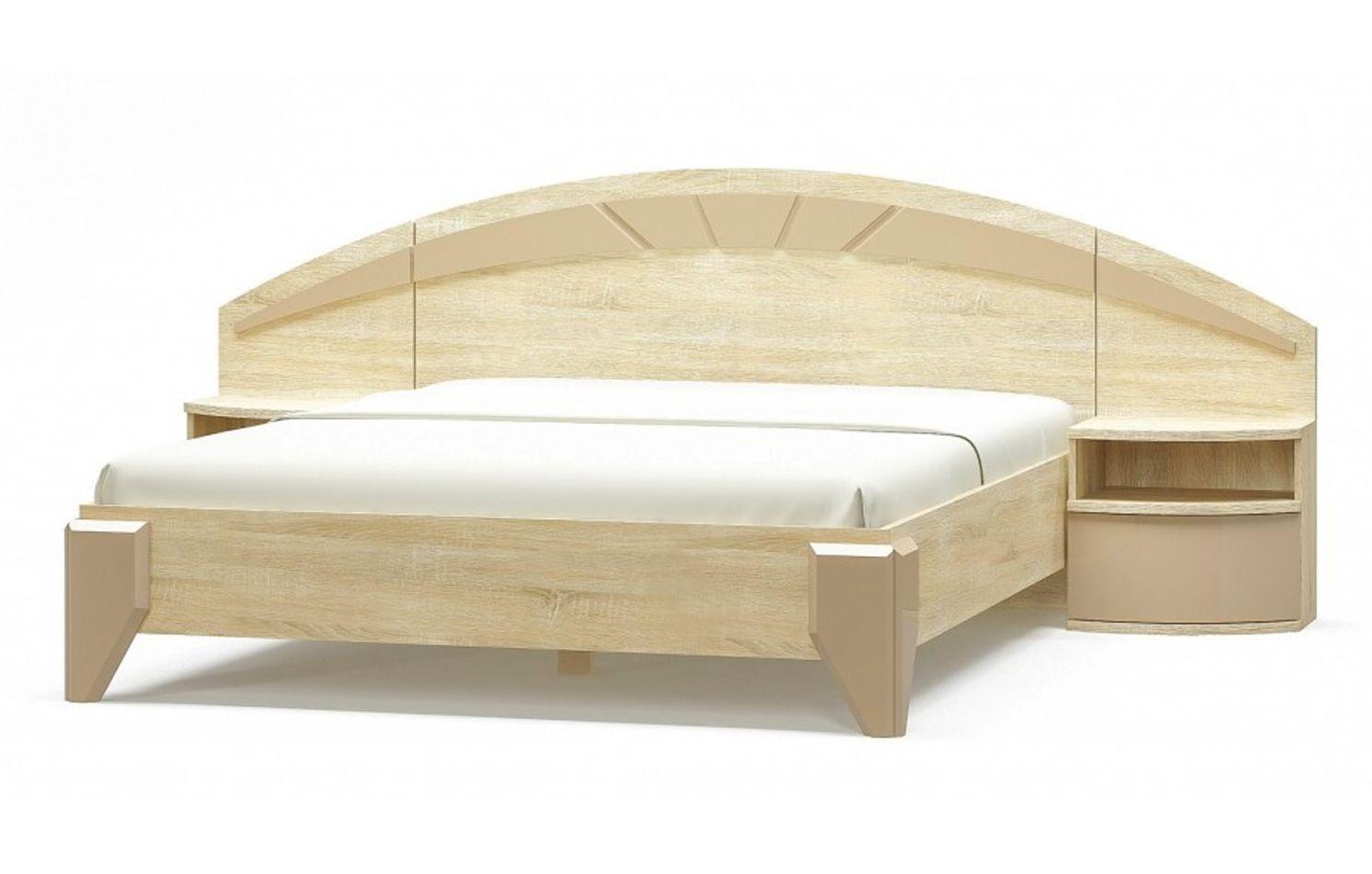 Купить Кровать Аляска от интернет магазина мебели КУБ в ...