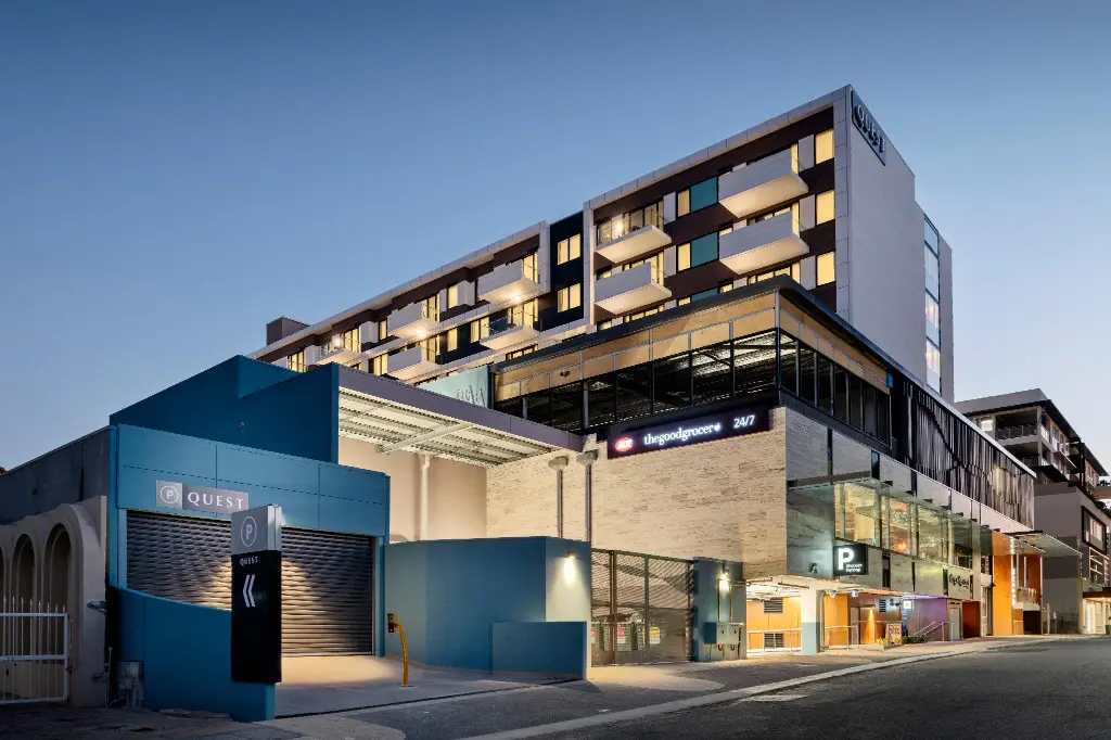Quest Hotel apartments new in 2019 - 90 rooms on South ...