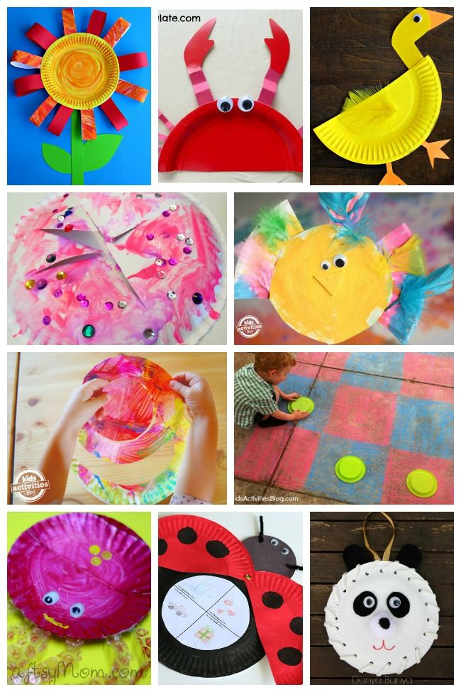 Paper plate crafts are so much fun!  I'll bet you never knew just how many awesome things you can make from a simple paper plate.  It's amazing what you can do with a little creativity. Here are some really incredible crafts made from the ordinary paper plate.  If you've got your own ideas, scroll to …