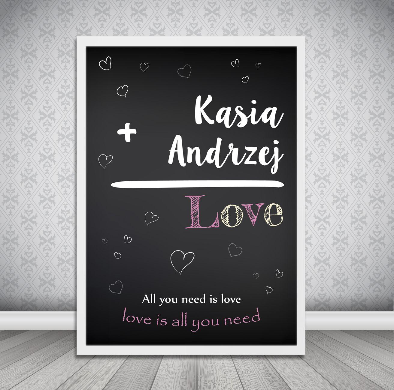 Walentynki Love Slub Wedding Rocznica Valentinesday