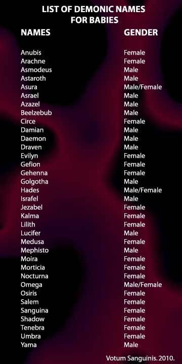 Anime Boy Names With Dark Meanings