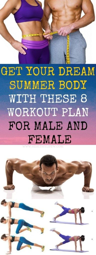 SUMMER BODY WORKOUT PLAN FOR MALE AND FEMALE | Workout