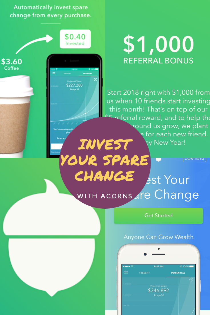 Anyone can grow wealth with the Acorns investment app