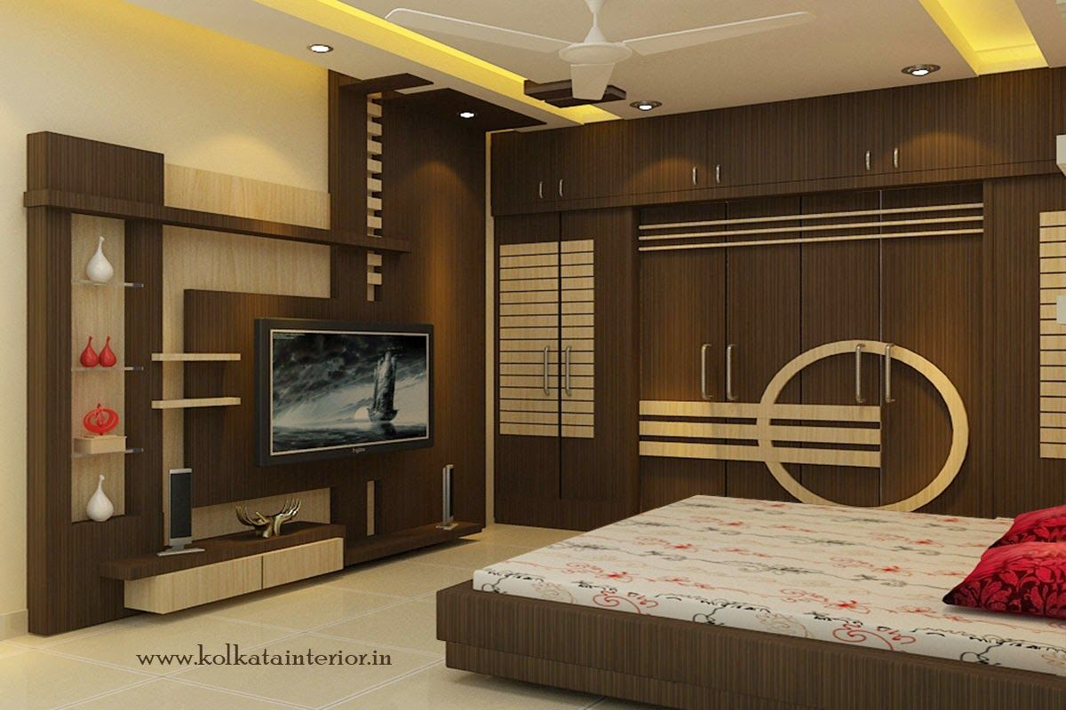 Bedroom Interior Designers Kolkata With Images Bedroom False