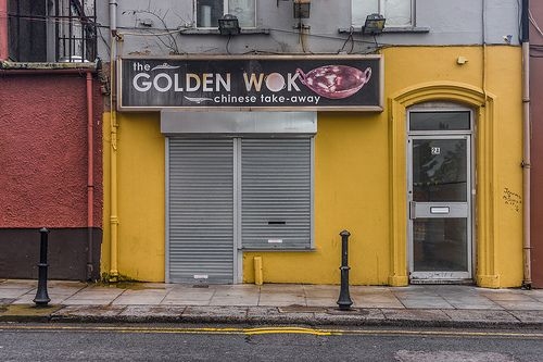 The Golden Wok Chinese Restaurant On Cathedral Road Cork City Chinese Restaurant City Pub Pubs And Restaurants