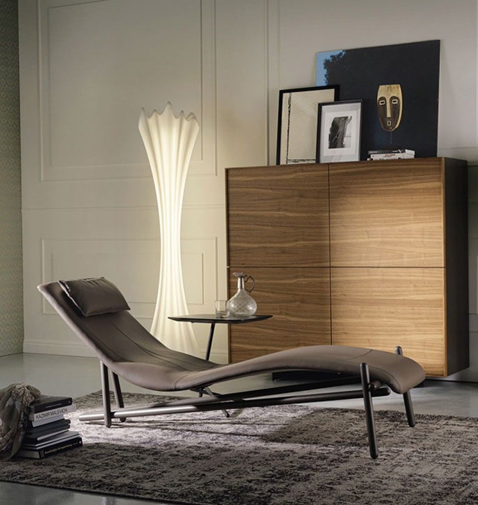 cattelan italia liege donovan braun modernes design zum relaxen. Black Bedroom Furniture Sets. Home Design Ideas