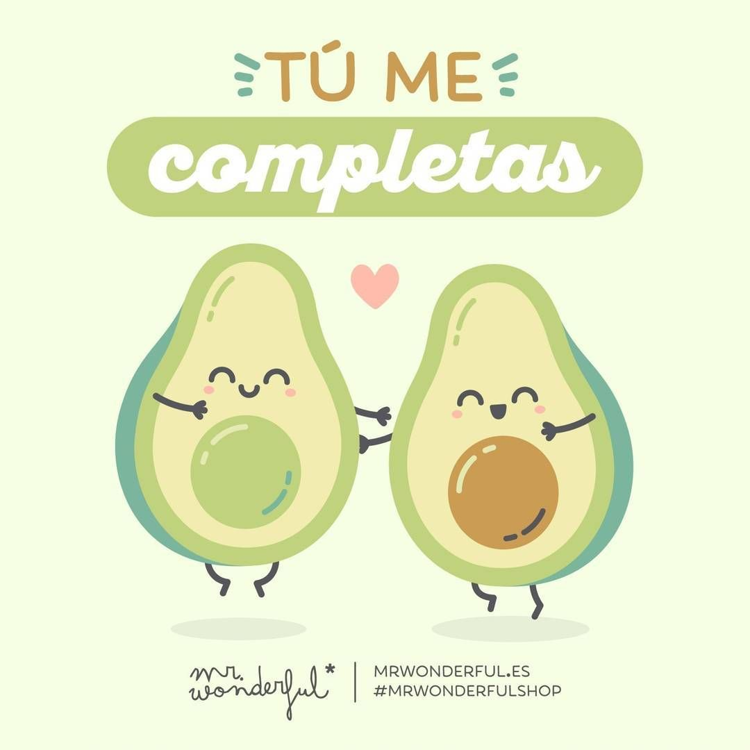 Eres Mi Complemento Perfecto Mrwonderful Frases Frases