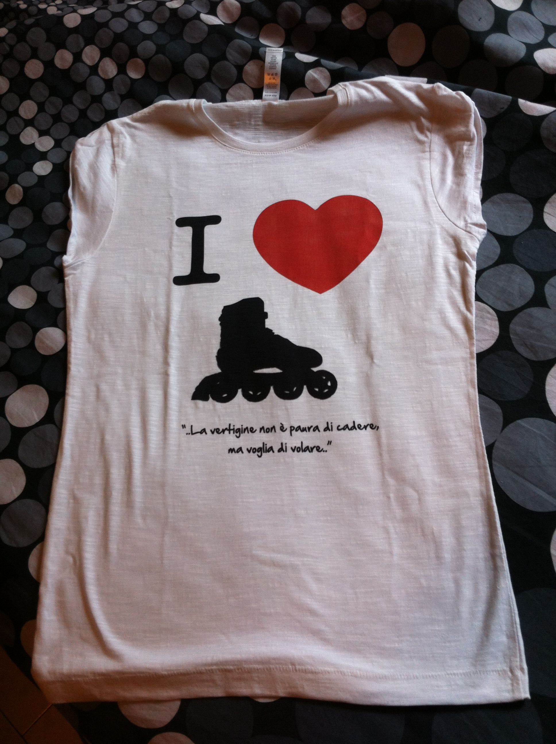 Design t shirt rollerblade -  Rollerblade Love Tshirt Wishlist Wishlist Wishlist
