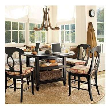 dining table and chairs | pottery barn | dining rooms & eating