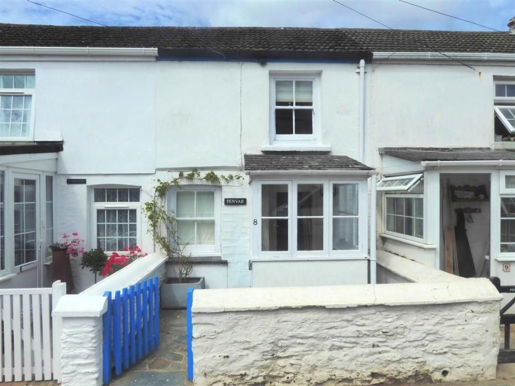 1 Bedroom Terraced House For Rent In Churchtown Road Gerrans Tr2 Terrace House Renting A House Bedroom Terrace