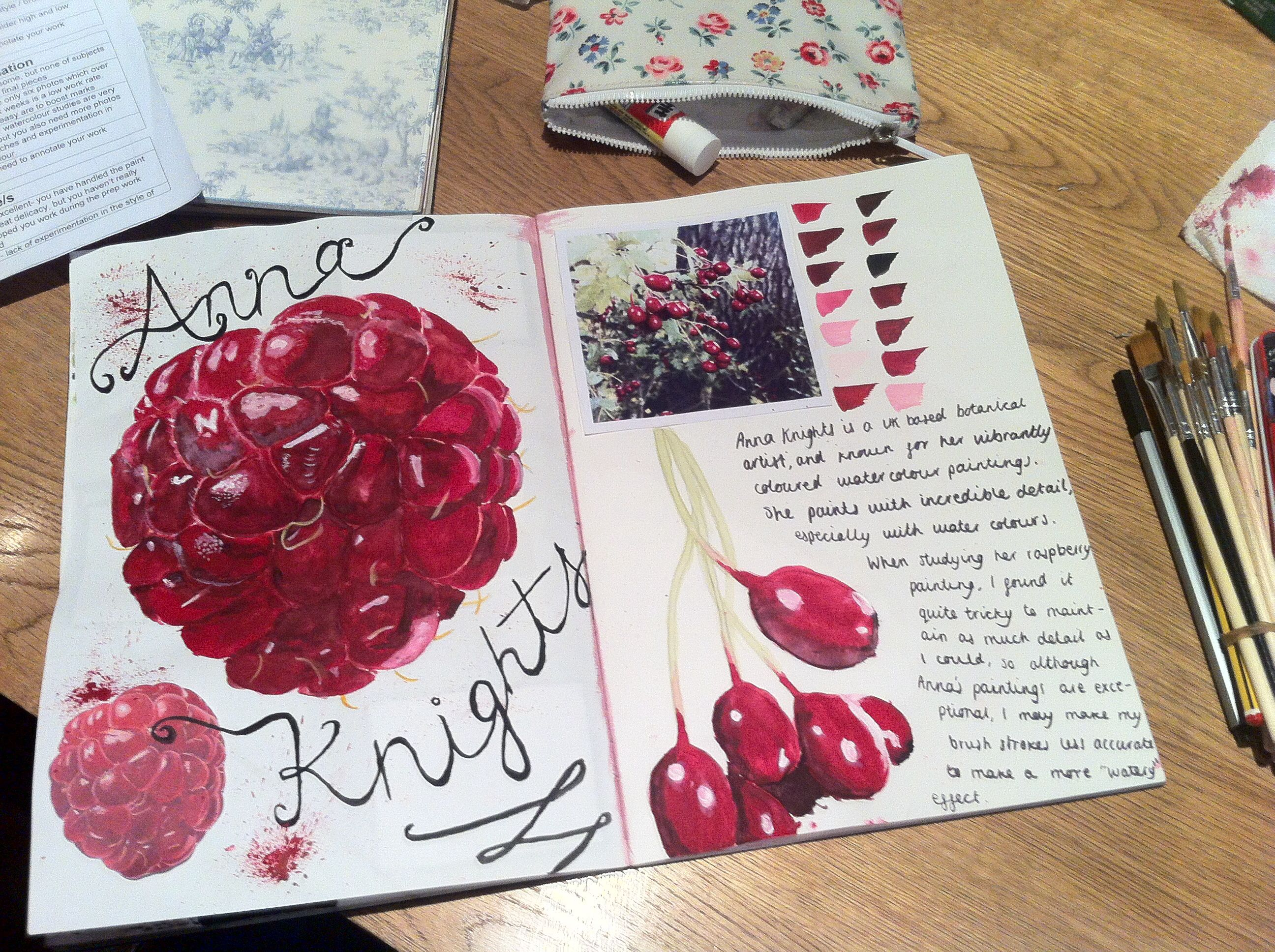 Does anyone know any artists that paint christmas and celebrations cos my art coursework is failing :L!?