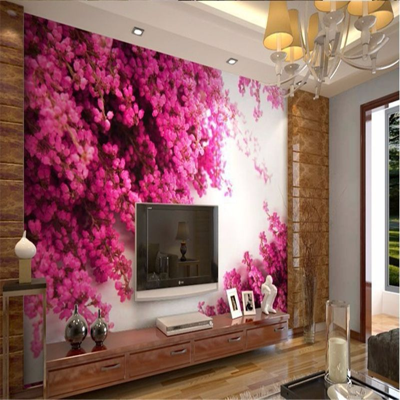 Beibehang Custom 3d mural wallpaper Large living room bedroom ...