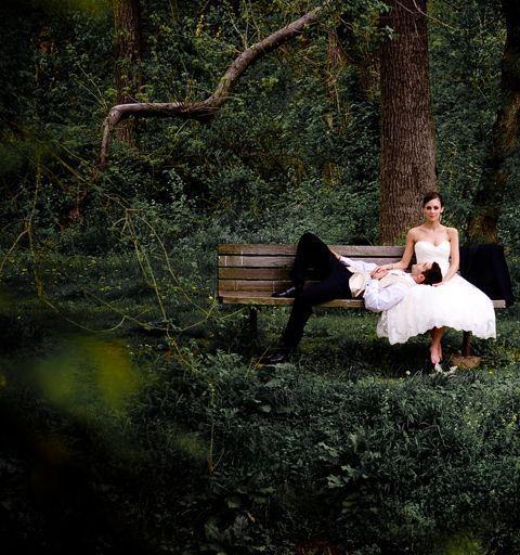 Foto (hübsche kleine Hochzeitssachen) #castles